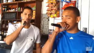 ¡Así cantaba Ozuna cuando no era famoso! Checa este video