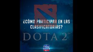 Participa en el torneo de 'Dota 2' The Final Match siguiendo estos sencillos pasos