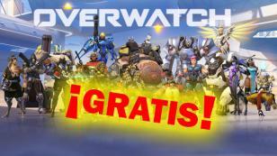 ¡Podrás jugar 'Overwatch' gratis! Mira cómo aquí