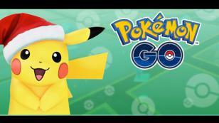'Pokemon GO' había escondido este truco en el Pikachu con gorra de Navidad