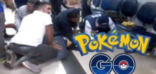 Policía detuvo a hombre 'poseído' por Pokémon GO [VIDEO]
