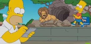 ¿Pokémon GO llegó a Los Simpson? Mira este video