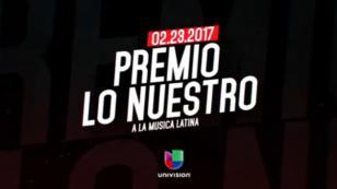 ¡Conoce a todos los nominados de los 'Premios Lo Nuestro 2017'!