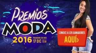 ¡Premios Moda 2016: Salieron los ganadores del Play Station 4 y los packs Moda!