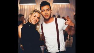 ¡Prince Royce y Shakira preparan videoclip de 'Deja vu'!