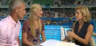Aunque no lo creas, el vestido de esta presentadora de Río 2016 generó un debate en las redes por...