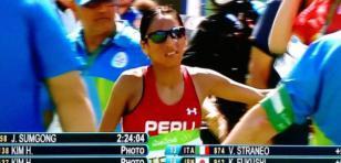 Periodista generó polémica en Twitter por comentario sobre Gladys Tejeda en Río 2016