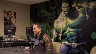 ¡Romeo Santos fue entrevistado por Marvel a poco del estreno de 'Héroe favorito'!