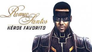 ¡Romeo Santos es el nuevo héroe de Marvel! ¡Escucha un adelanto de su tema!