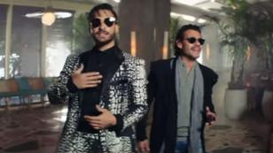 ¡Finalmente salió el video de 'Felices los 4' con Maluma y Marc Anthony!