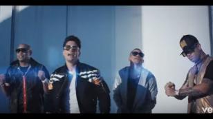 ¡Ya salió el video de 'Quédate conmigo', el primer tema de Chyno Miranda!