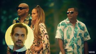 Salió el video de 'Ni tú ni yo', tema de Jennifer Lopez, Gente de Zona… y con Marc Anthony