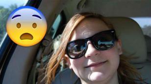 ¡Qué miedo! Se tomó un selfie en plena carretera sin pensar que...