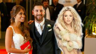 Shakira y Nicky Jam se hicieron 'presentes' en la luna de miel de Lionel Messi
