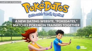 ¡Usan 'Pokémon GO' para encontrar pareja! [VIDEO]