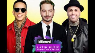 Vota por quién de ellos crees que ganará como artista del año en los Billboard Latin Music Awards 2017