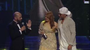 Wisin, premiado por su trayectoria en Puerto Rico [VIDEO]