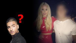 ¿Y Maluma? Iggy Azalea no estuvo con él en los Premios Juventud 2017, sino con…