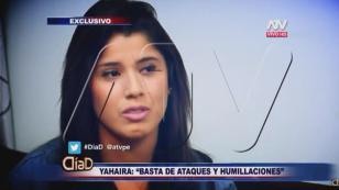 ¡Yahaira Plasencia, entre lágrimas, contó su verdad! [VIDEO]