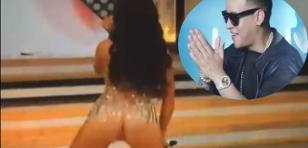 ¡Yahaira Plasencia la rompió con el 'Shaky Shaky' de Daddy Yankee!