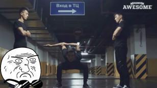 ¡Estos son los bailarines más elásticos que verás en tu vida!