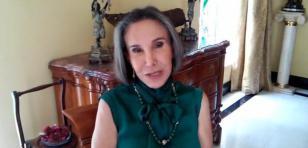 ¡Florinda Meza estrenó canal en YouTube con este mensaje sobre 'Chespirito'!