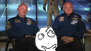 ¿Un viaje al espacio es la fuente de la juventud? Esto pasó con unos gemelos [VIDEO]