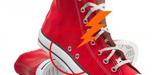 ¿Para qué sirven los agujeros laterales de algunas zapatillas?