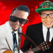 ¡Carloncho y Renzo Winder le cantaron al amor!