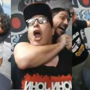 ¡Carloncho y Renzo le hicieron la bronca a Paul London y así les fue! [VIDEO]