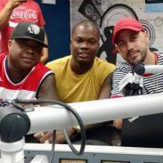 ¡Los 4 de Cuba estuvieron en El Show de Carloncho y se mandaron esta 'impro'! [VIDEO]