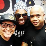 ¡Los 4 de Cuba improvisaron junto a Carloncho y Renzo! [VIDEOS]