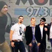 ¡Renzo Winder recordó a los Backstreet Boys con esta coreografía de la vida!