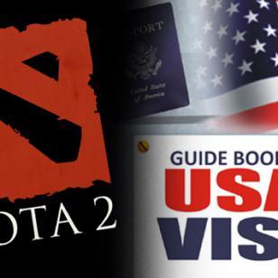 A Equipo de 'Dota 2' le negaron la visa a Estados Unidos por esta razón