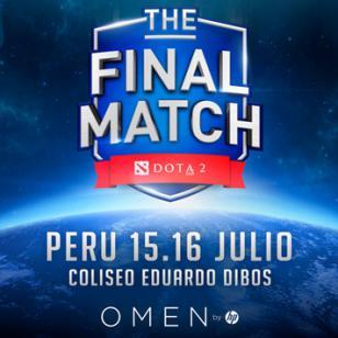 A Perú llega el torneo de 'Dota 2' The Final Match con 50 mil dólares en premios
