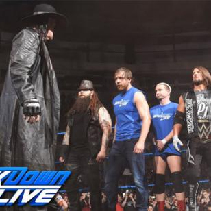 Así fue el regreso del Undertaker y Edge a SmackDown por su episodio 900 [VIDEOS]