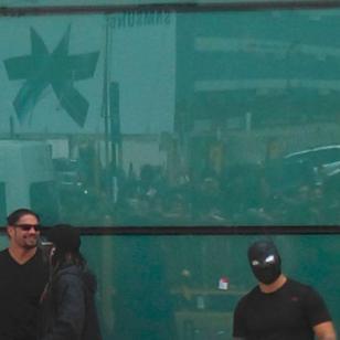 Así fue la llegada de los luchadores de WWE a Lima [FOTOS Y VIDEO]
