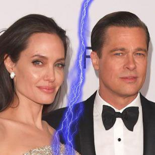Brad Pitt y Angelina Jolie se divorcian y no, no es por infidelidades