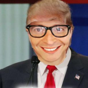 ¡Vacílate con la parodia de Donald Trump en 'El show de Carloncho'!