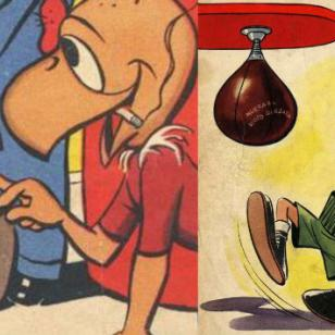 Condorito vs el Roto Quezada: La venganza personal de Pepo