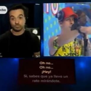 ¿Cómo le fue a Mario Hart cantando 'Despacito' junto a Luis Fonsi? Míralo tú mismo [VIDEO]