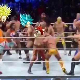 'Dragon Ball Super' se transforma en WWE Royal Rumble con el torneo de los 12 universos