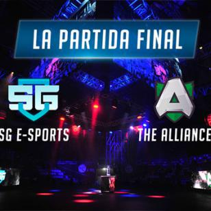 ¡El 'Dota 2', de fiesta! Espectacular final de The Final Match con victoria de The Alliance [VIDEO]