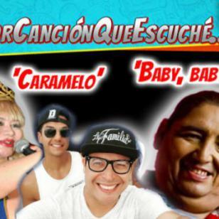 ¡'El show de Carloncho' recordó algunas canciones para el olvido!