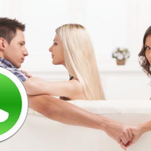 El truco de WhatsApp para saber si tu pareja es infiel