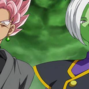 En 'Dragon Ball Super', Black Gokú y Zamasu harán la fusión y se verían así