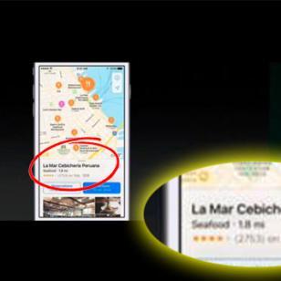 En la presentación del iPhone 7, Perú y su gastronomía estuvieron presentes [VIDEO]