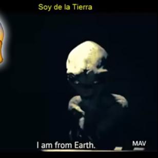 YouTube enloquece por la 'entrevista a un alien' del Área 51 [VIDEO]