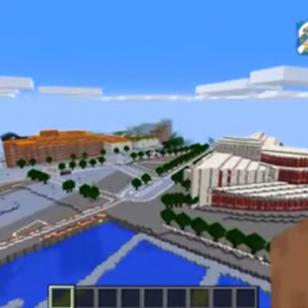 Esta debe ser la ciudad más increíble que se haya construido en 'Minecraft' [VIDEO]