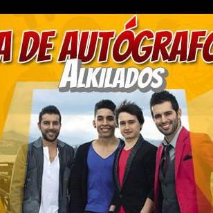 Este viernes tenemos una cita con Alkilados